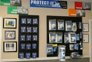 Our Selection of Useful Self Storage Supplies
